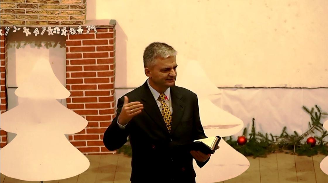 Tömöri Gábor baptista lelkipásztor