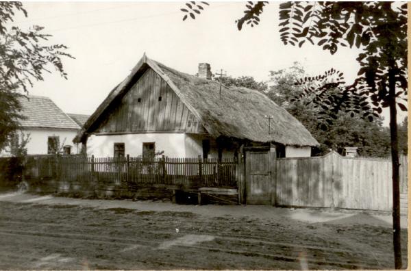 Régi ház (Bocskai utca)