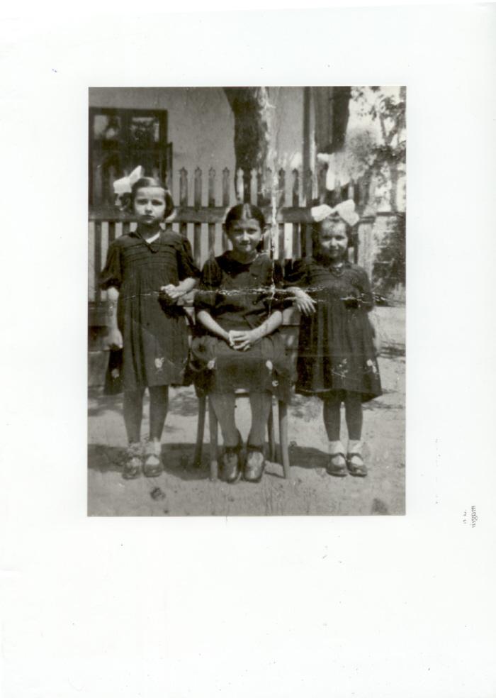 Lányok 1939-ből.