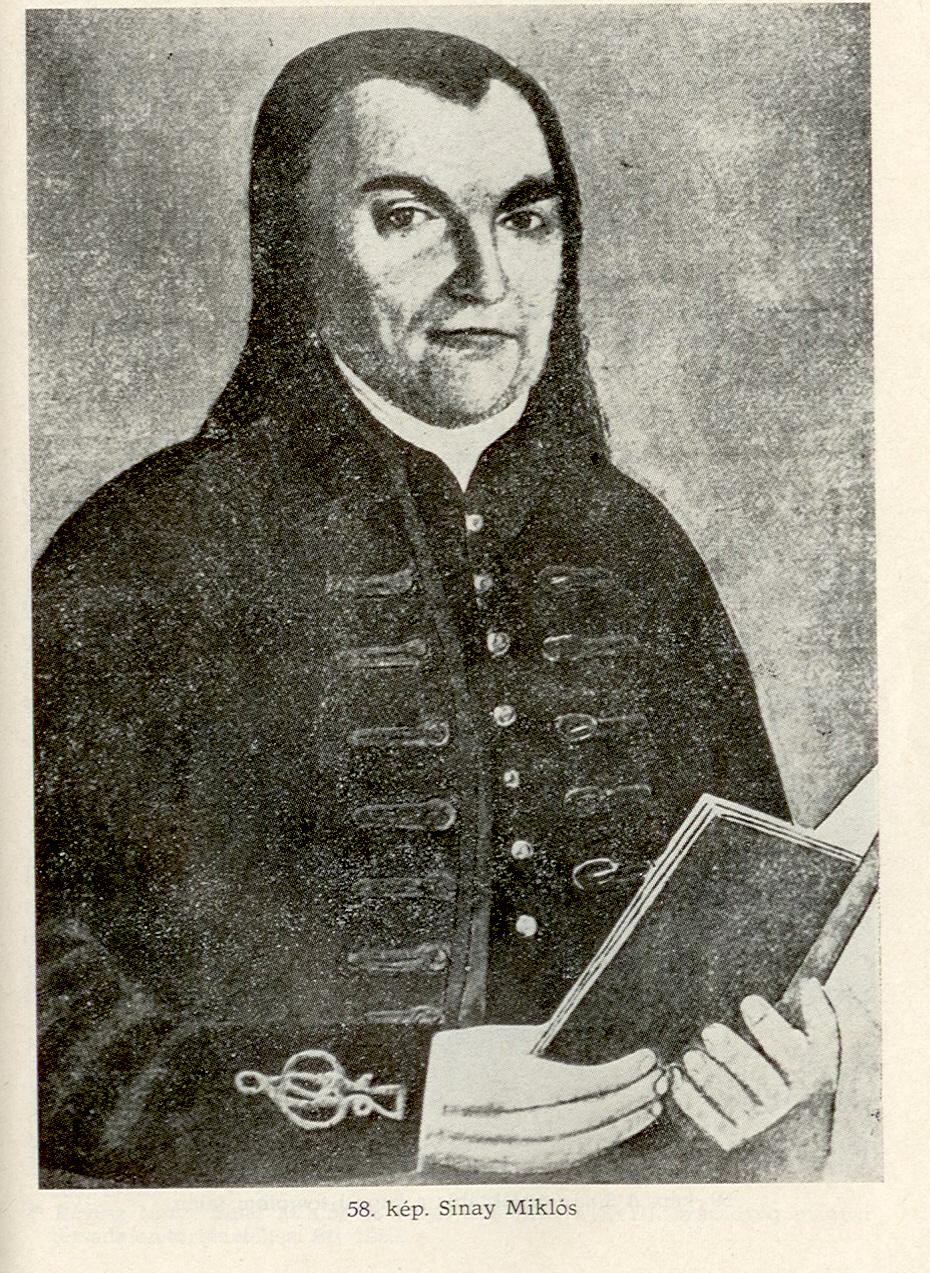 Sinay Miklós