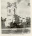 A református templom a háborús bombázás után.