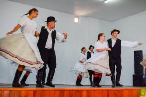 Hajdúbagosi SE tánccsoportja Szilágybagoson