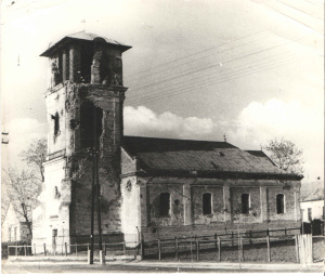 templom 1949